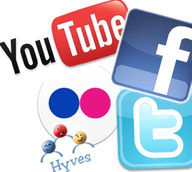 B&B op sociale netwerken