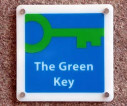 B&B, keurmerk Green Key