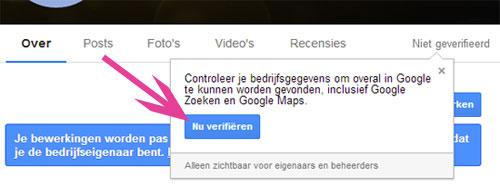 Google Plus B&B