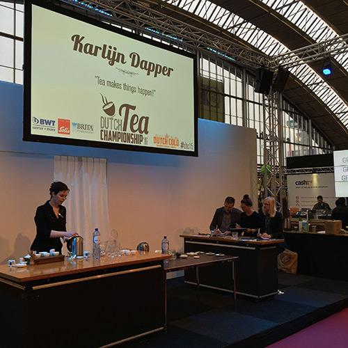 Karlijn Dapper theesommelier