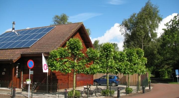 B&B Chez Luti in Oostvoorne
