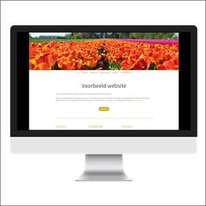 jimdo: maak je eigen B&B-website