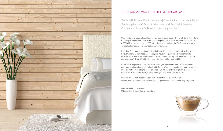 Boek Bed & Breakfast in Nederland