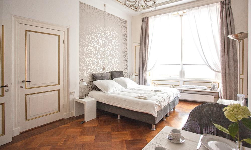 runnen van een bed en breakfast