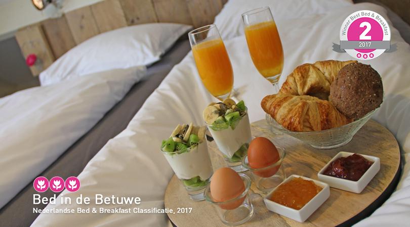 Nederlands Bed en Breakfast Classificatie