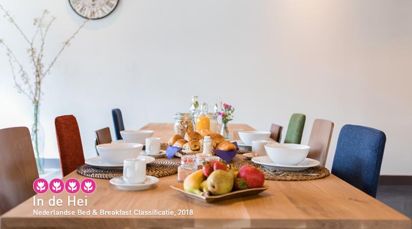 Nederlandse Bed & Breakfast Classificatie