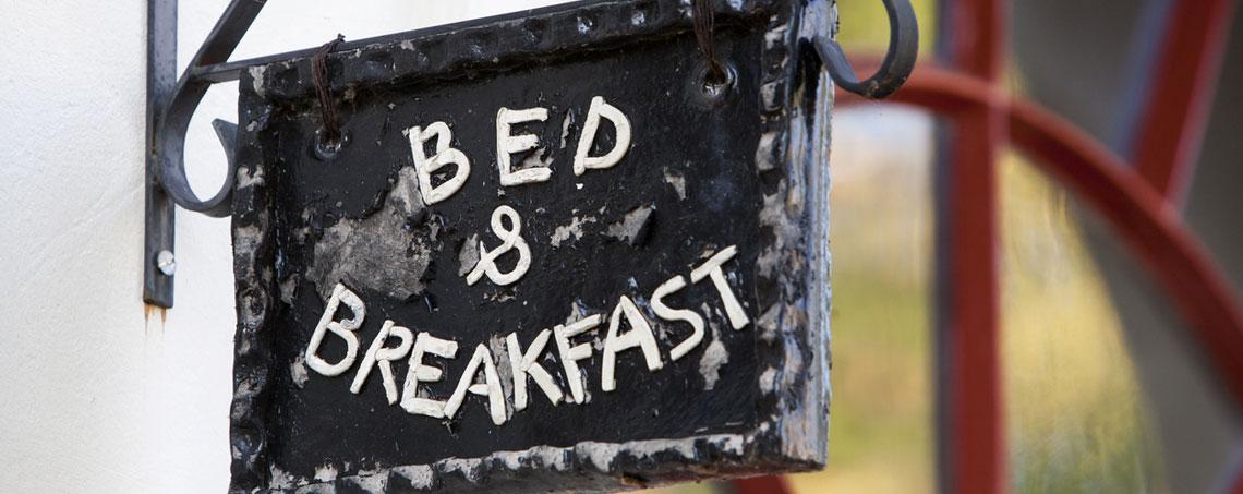 Bedandbreakfast.nl; TOGS voor B&B's met eigen entree