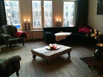 Leiden appartement