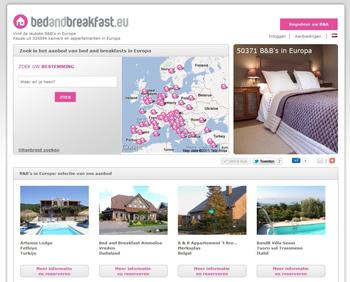 http://www.bedandbreakfast.eu