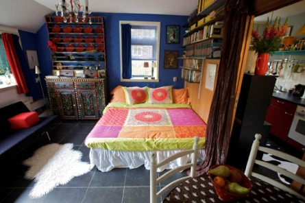 Bed & breakfast Kwint in Amsterdam.