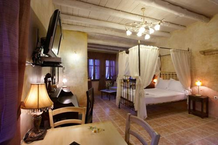 Bed and breakfast Odos Oneiron in Chania on Crete