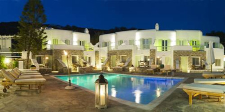 Bed & breakfast op Mykonos in Greece