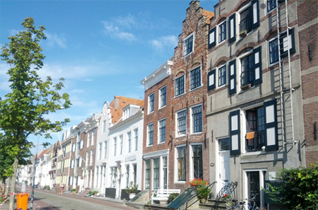 Bed & breakfast Guesthouse 1560 in Middelburg