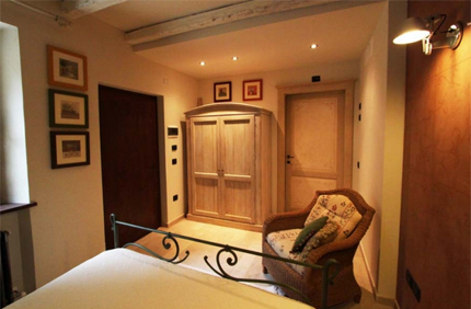 Bed and breakfast in Italie in Umbrie