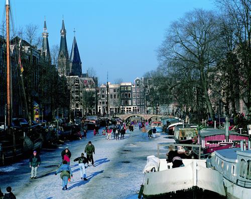 Winters bed breakfast in amsterdam en middelburg for B b amsterdam