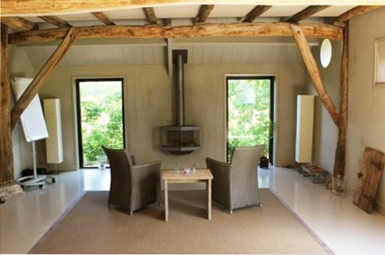 Slaapkamer Met Openhaard : Winter romantiek in een bed & breakfast met open haard bed and