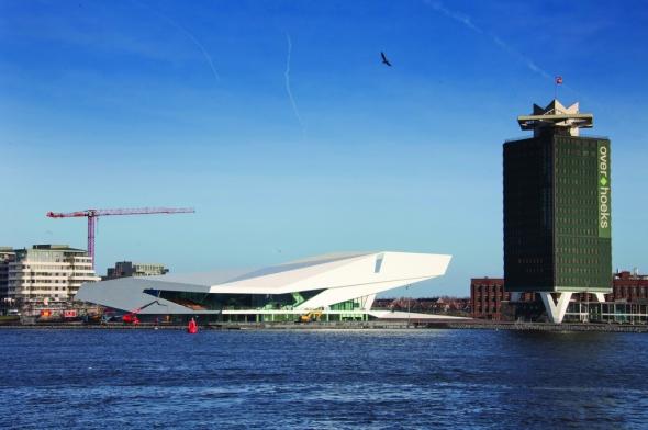 Bed En Breakfast In Amsterdam Noord Hip En Anders