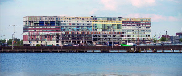 Bed and Breakfast in Amsterdam-Noord