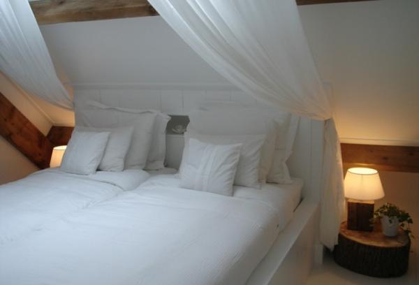Vijf bed en breakfasts in landelijke stijl - Meisje romantische stijl slaapkamer ...