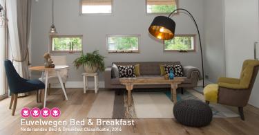 bed en breakfasts met kwaliteitskeurmerk