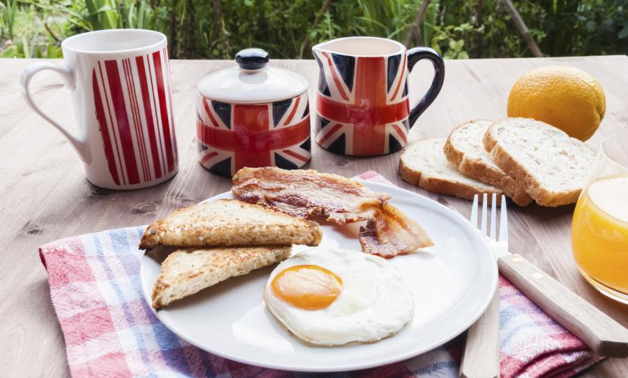 vakantie bij een bed en breakfast in het buitenland
