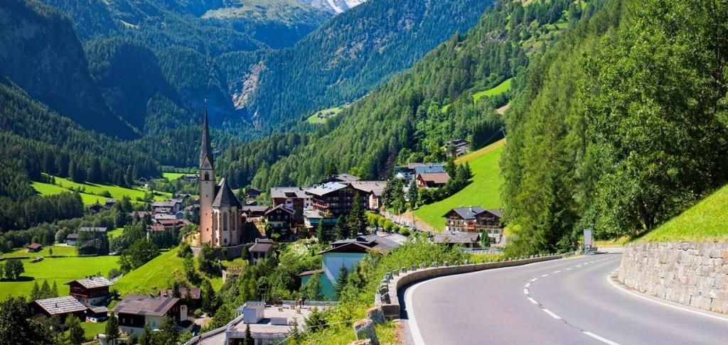 Bergklimmen Oostenrijk