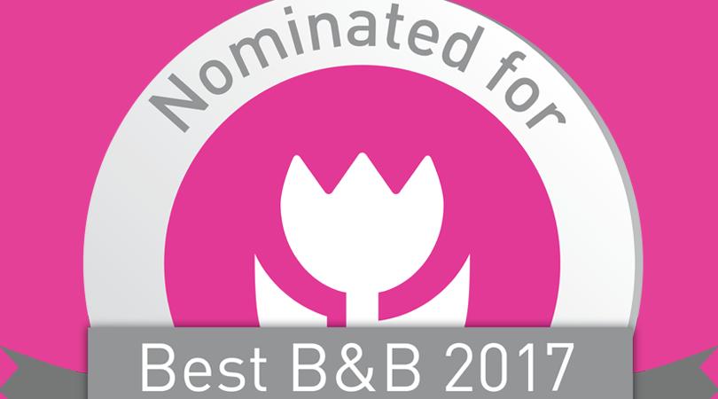 genomineerde bed en breakfasts