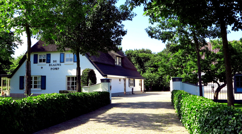 bed and breakfast met paardenstalling