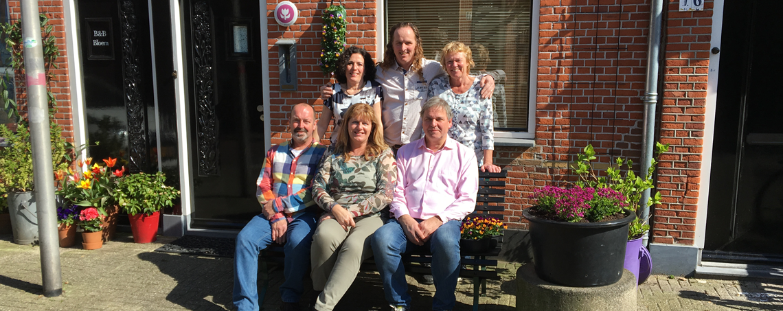 Bedandbreakfast.nl; Bed & Breakfast Omroep Max