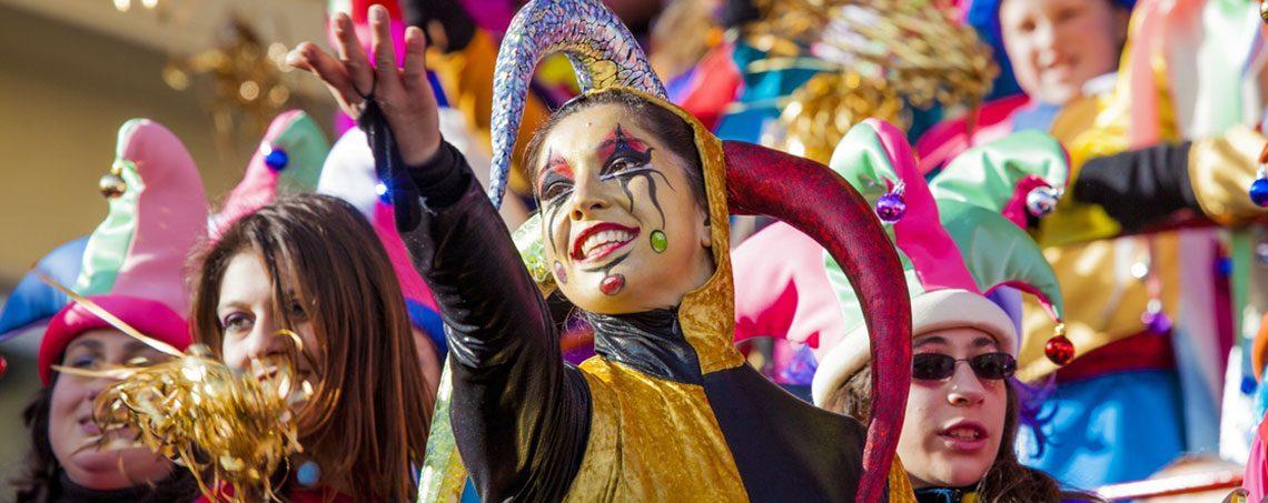 Bedandbreakfast.nl; Topbestemmingen met Carnaval