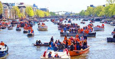 Bedandbreakfast.nl; Leukste steden voor Koningsdag 2019