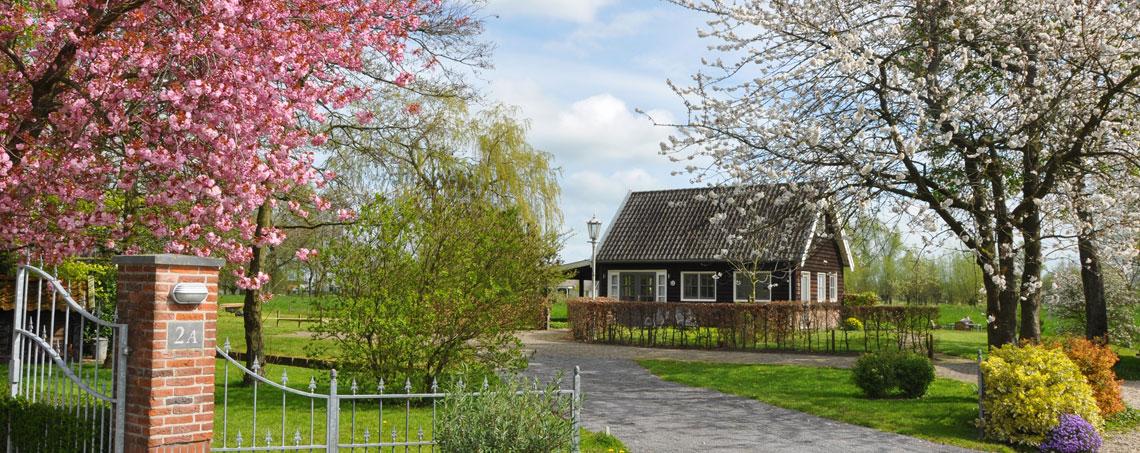 Bedandbreakfast.nl; Unieke Bed and Breakfast Huisjes in de Natuur